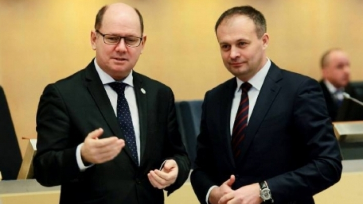 Parliament President Andrian Candu: 'Sweden is Moldova's diplomatic voice'