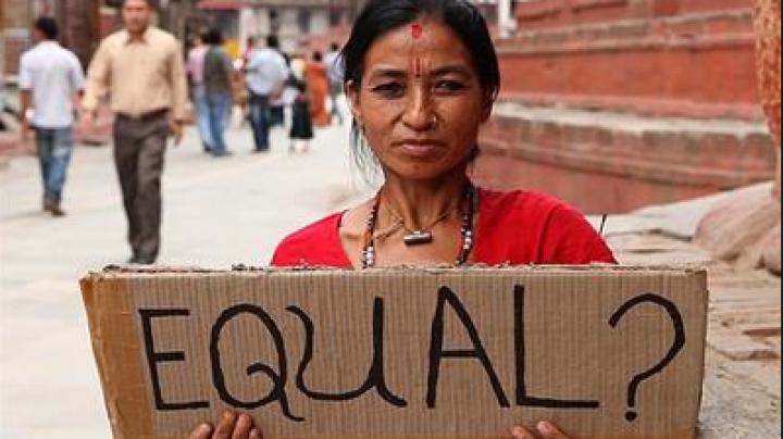 US ranks lower than Kazakhstan and Algeria on gender equality