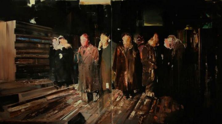 Painting by Romanian Adrian Ghenie sells for record USD 9 mln in London auction