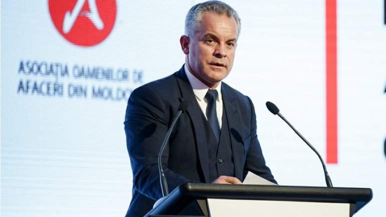 Interview with Vlad Plahotniuc about the election campaign