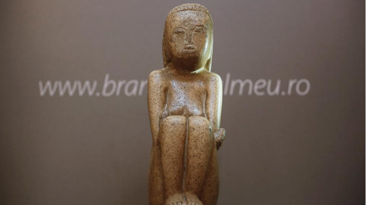 Romania's Government to pay rest amount to buy Brancusi sculpture