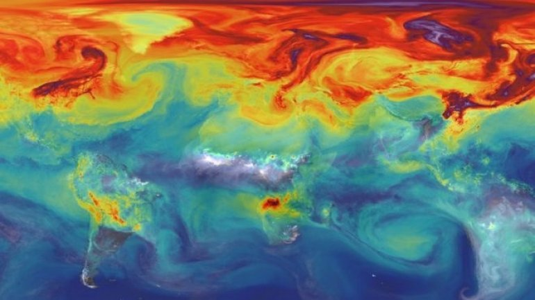 WMO: CO2 levels mark new era in world's changing climate