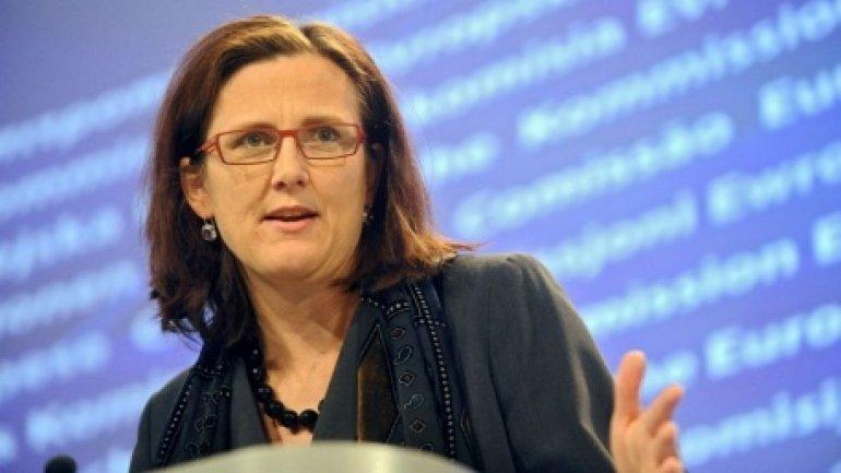 EU official: The European Union welcomes progress made by Moldova