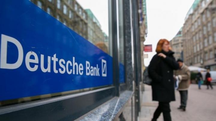 Deutsche Bank makes haste to reach agreement with U.S. authorities