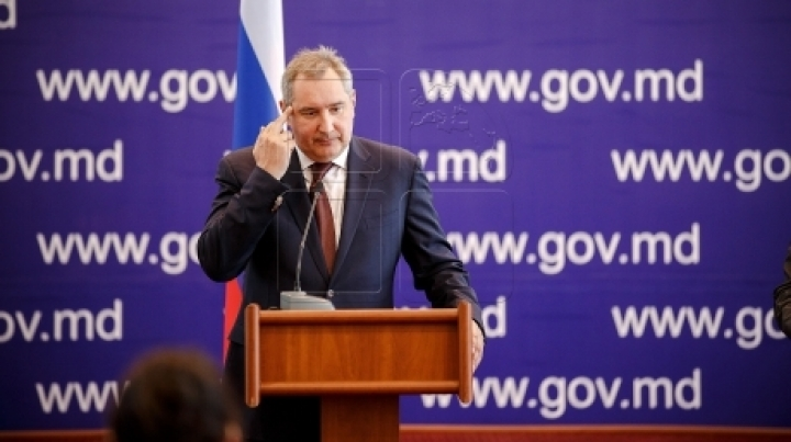 Dmitry Rogozin to be on a two-day visit in Chisinau