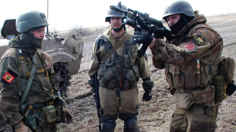 Several Ukrainian military wounded in escalating hostilities in Donbas