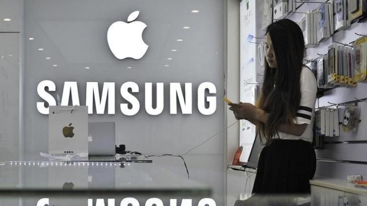 U.S. top court to hear Apple-Samsung feud over iPhone designs