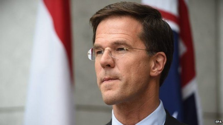 Dutch Prime Minister calls on opponents to back Ukraine's nearing EU