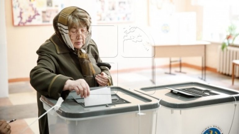 MOLDOVA'S PRESIDENTIAL ELECTIONS: Elderly voters – highly active
