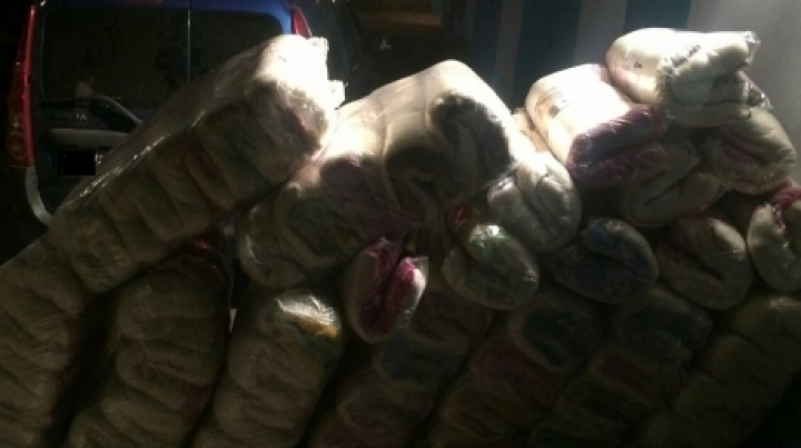 Attempt of goods smuggling stopped by Customs Service