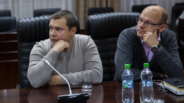 Moldovan PM wishes constructive, continuous dialogue with business representatives