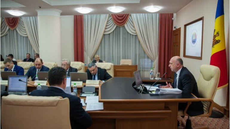 Moldovan cabinet considers implementation of projects on capital investments