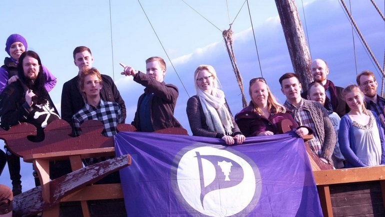 Icelandic pirates likely to be part of Government after ballot next Saturday