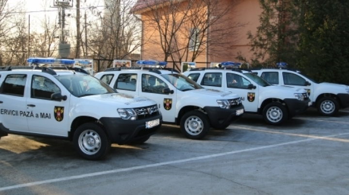 Security Services state enterprise's vehicles will no longer have beacon lights