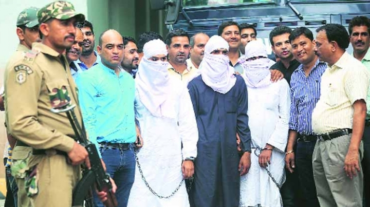 Alleged plotters related to ISIS arrested in India on suspicion of attacks
