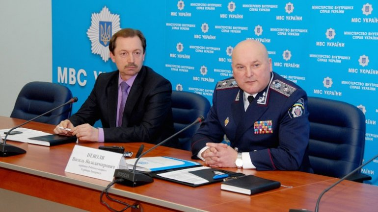 Ukrainians tidy up their Interpol bureau. Probe complicity with Viktor Yanukovych