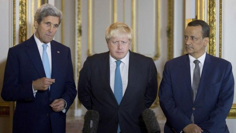 U.S., Britain call for immediate and unconditional ceasefire in Yemen