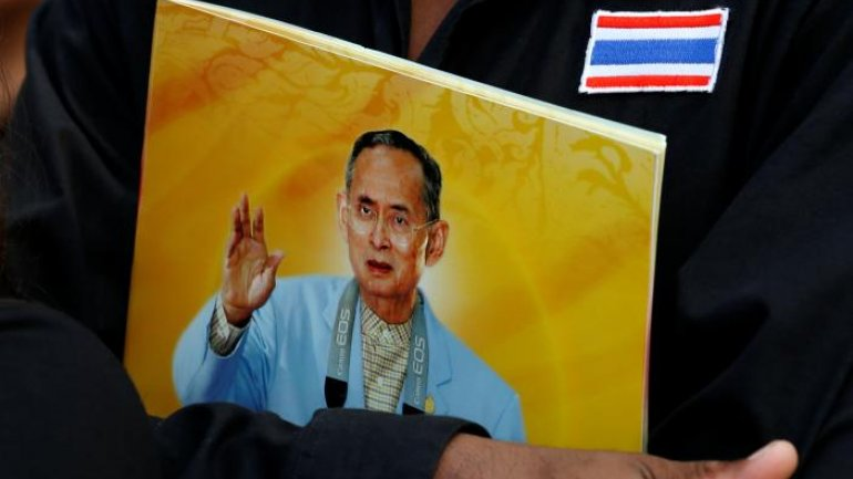 Thai media: King's death will not delay general election