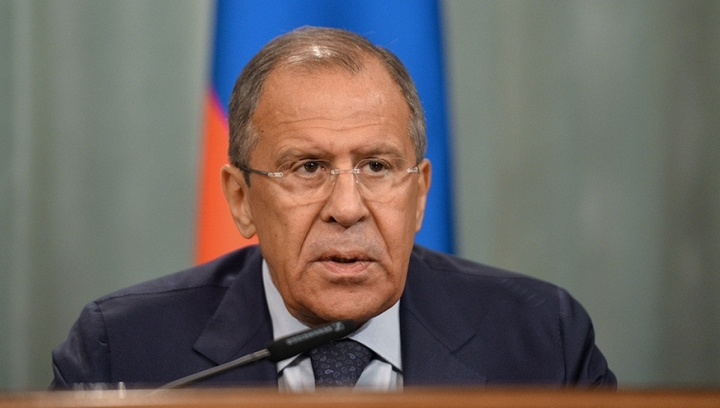 Lavrov laments U.S. menaces Russia's national security