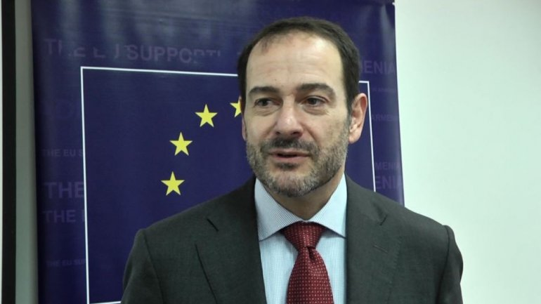 European official: EU welcomes progresses registered by Moldova