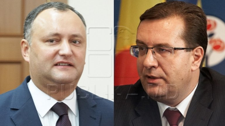 Marian Lupu and Igor Dodon have better chances to reach second round of presidential election