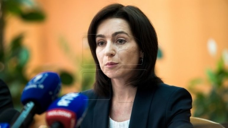 Presidential competitor Maia Sandu CAUGHT LYING