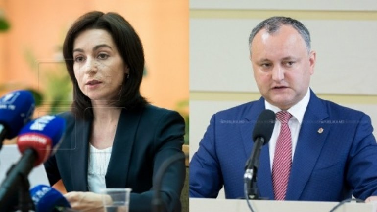 A PRESIDENT FOR MOLDOVA: Maia Sandu and Igor Dodon to compete in runoff for presidential election