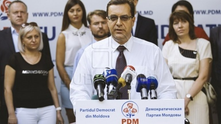 Marian Lupu in Drochia district: Raising salaries is priority of Democratic Party