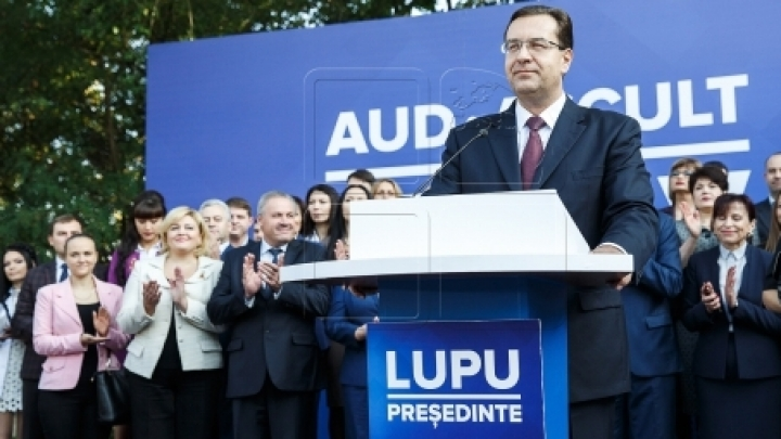 Marian Lupu ready to deal with reform in Education