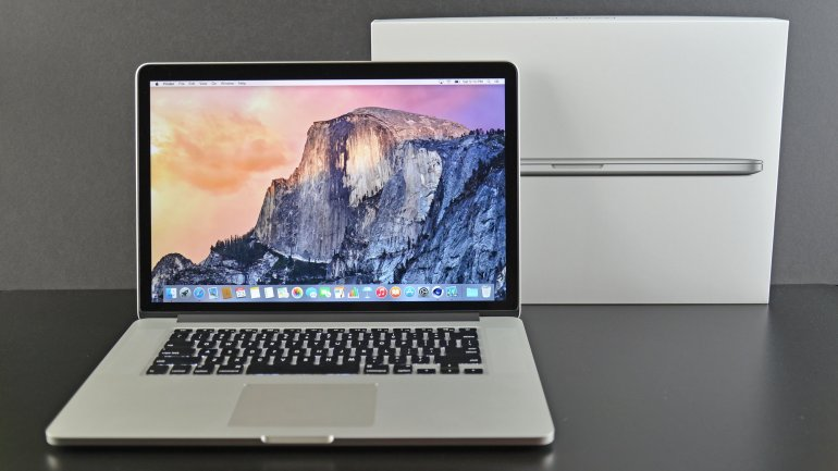 Apple discloses its MacBook Pro to be presented soon. Was it by accident?