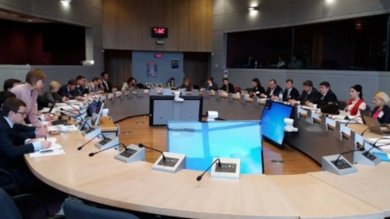 Economy Minister in Brussels: EU remains Moldova's main trade partner