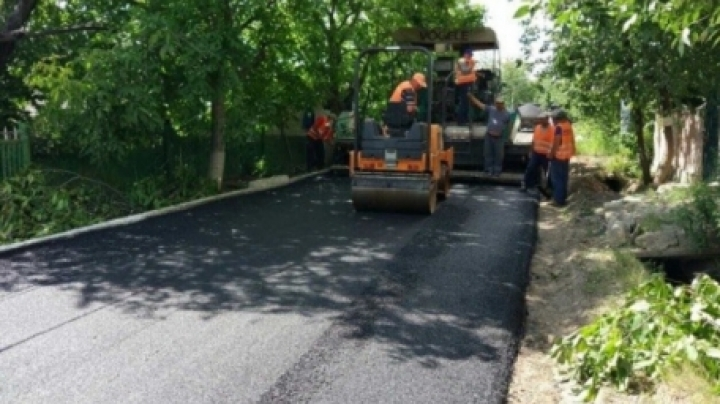 Orhei town infrastructure. Rehabilitation of roads continues