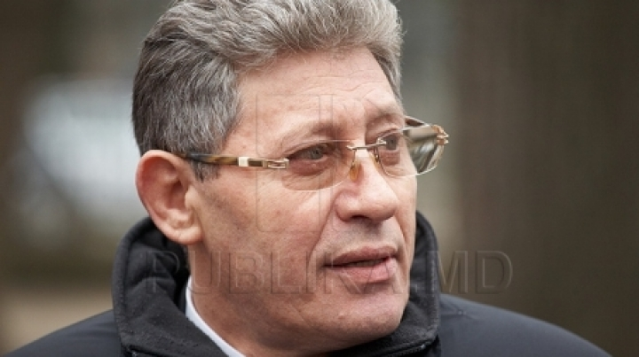 Mihai Ghimpu starting race for president with slogan 'United for Union'