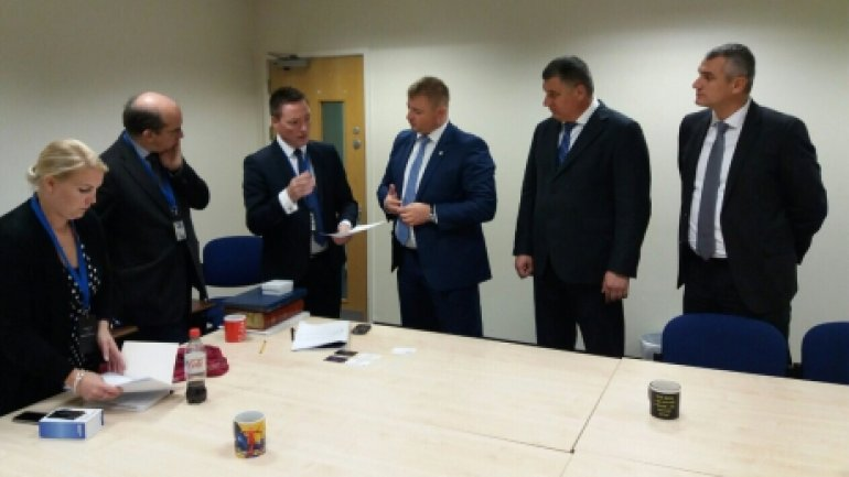 Moldovan prosecutors, police officers on working visit to London