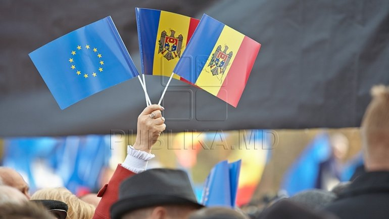 NGOs representatives: Number of Moldovans supporting European integration is increasing