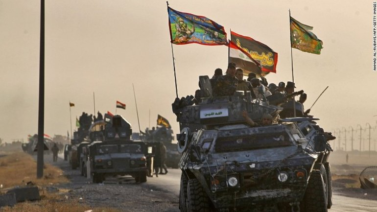 Battle for Mosul could take months