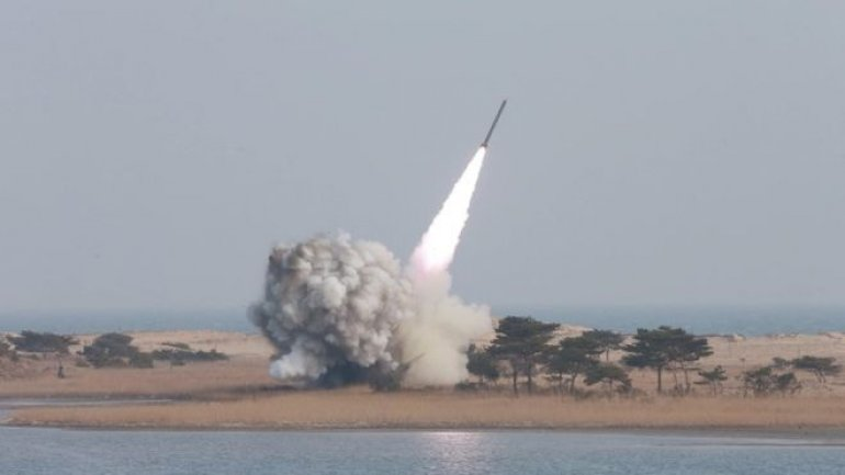 North Korea carries out second failed missile launch in less than a week