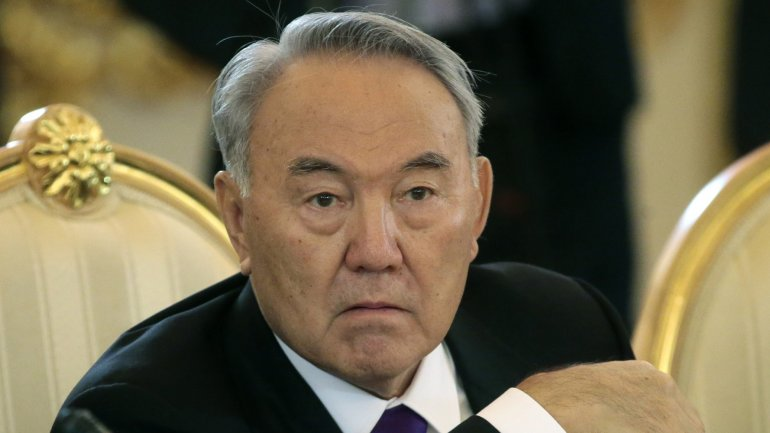 Kazakh leader cancels visit to Azerbaijan and Armenia because of 'cold'