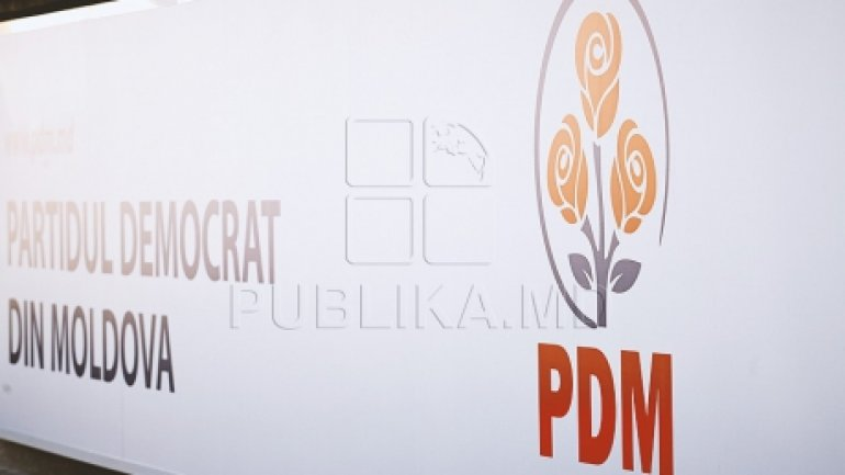 Drochia district locals discussed with PDM: People want fewer political parties and politicians to be punished