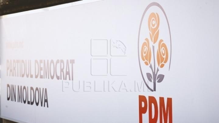 Sergiu Sirbu's statement at OSCE meeting: PDM wants fair elections