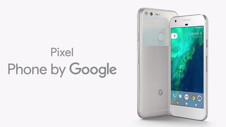 Pixel 'phone by Google' announced