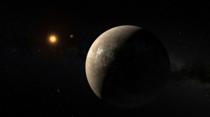 Rocky exoplanet Proxima B deemed to have ocean