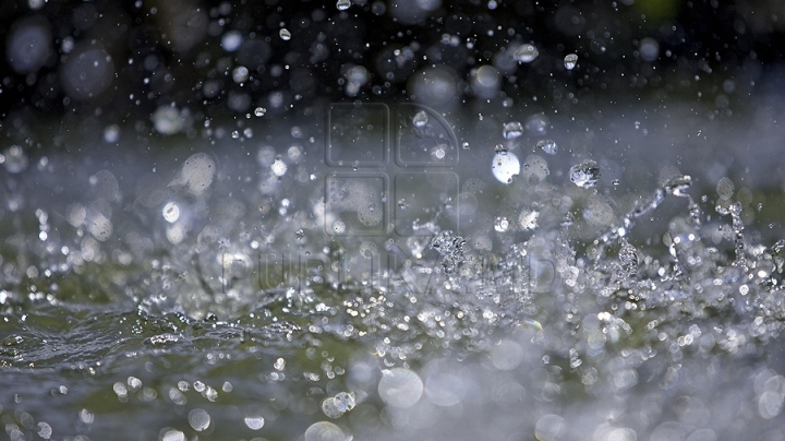 State Hydrometeorological Service issues yellow warning of heavy showers