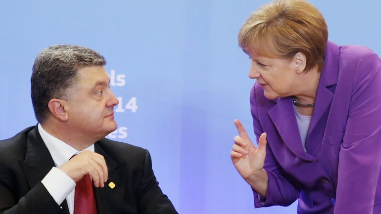 Germany and Ukraine decide THIS, before new negotiations on Donbas war