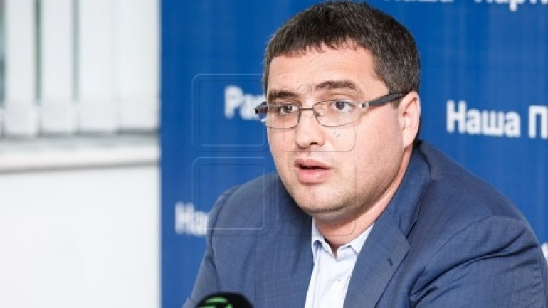 GORBUNTSOV FILE: Renato Usatîi CONFIRMS his link with intermediary Malarciuc