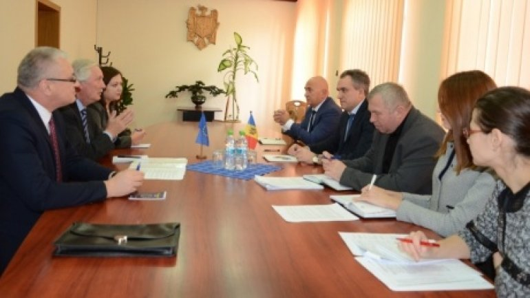 Customs Office supports prolongation of EUBAM mandate