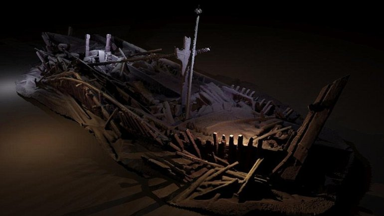 Explorers accidentally find perfectly preserved ancient shipwrecks at bottom of Black Sea