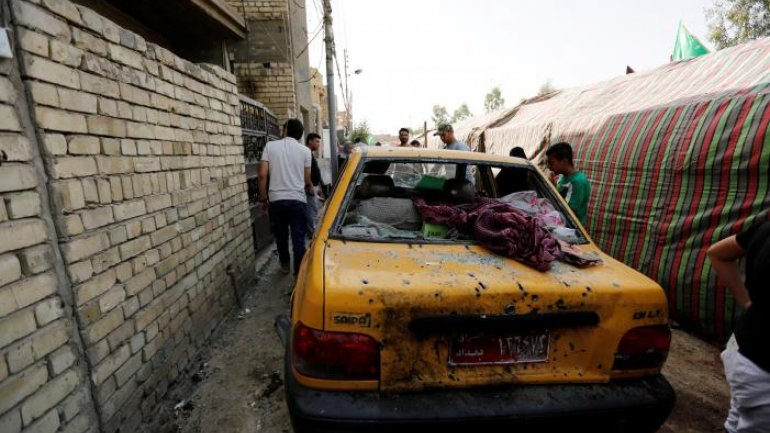 Death toll rises to 55 in suicide bombing in Iraq Muslim gathering