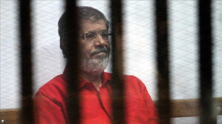 Egyptian Court delays hearing of ousted president Mohamed Morsi's appeal