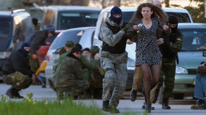 Ukraine tells citizens Russia gets a dangerous country for them to travel to